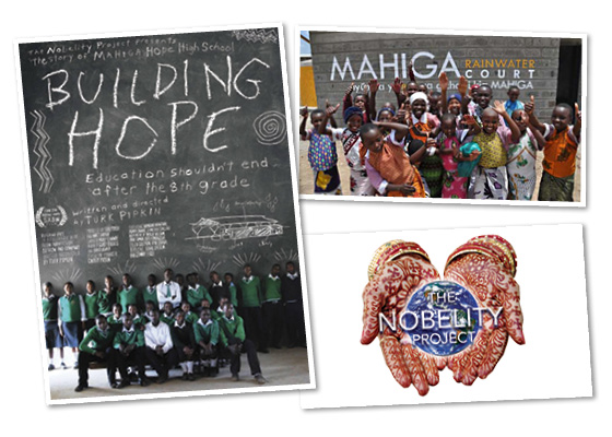 Building Hope collage