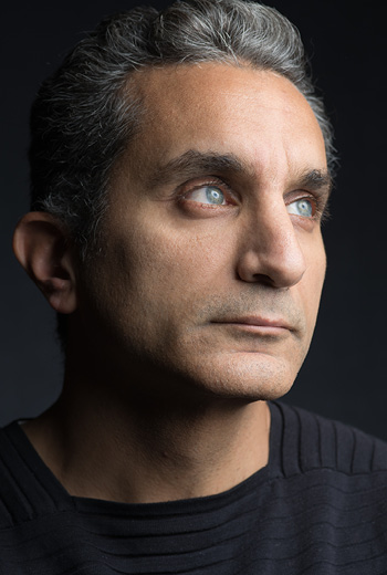 <b>Bassem Youssef</b>