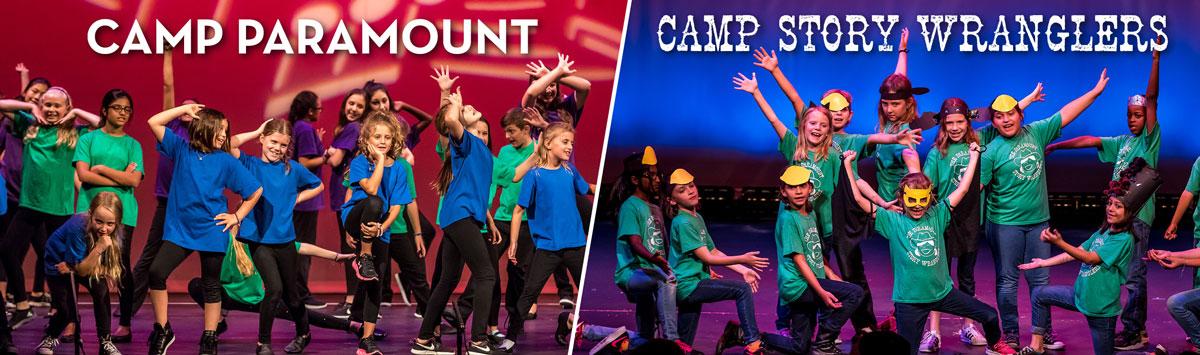 2019 Summer Camps : Paramount Theatre Austin