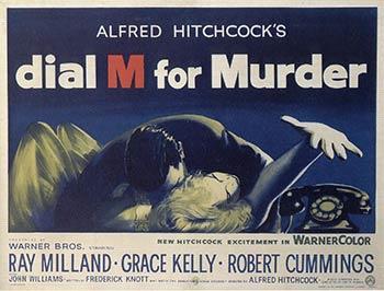 <b>Dial M for Murder</b>