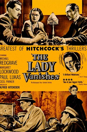 <b>The Lady Vanishes</b>