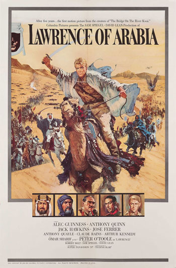 <b>Lawrence of Arabia</b>