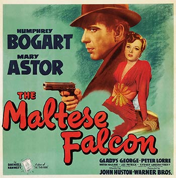 <b>The Maltese Falcon</b>
