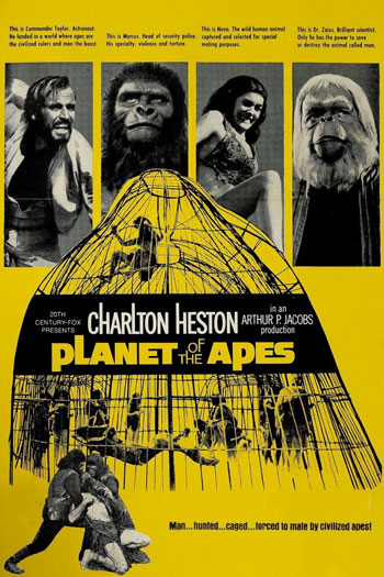 <b>Planet of the Apes</b>