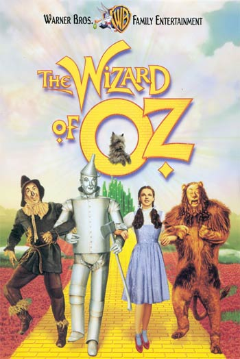 <b>The Wizard of Oz</b>
