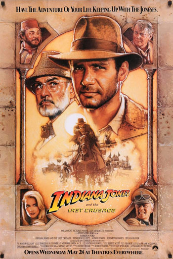<b>Indiana Jones and the Last Crusade</b>