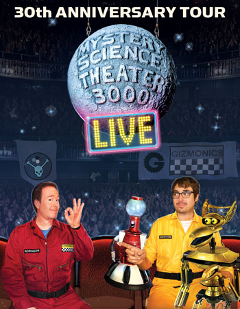 <b>Mystery Science Theater 3000 Live! Featuring Deathstalker II</b>