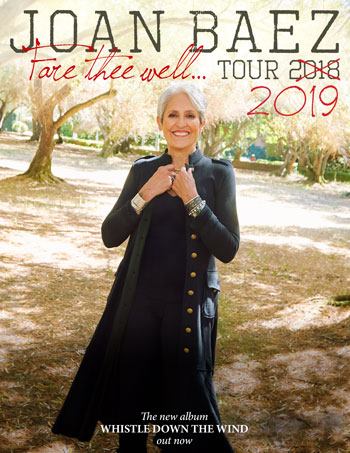 Joan Baez Fare Thee Well...