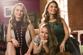 <b>The Quebe Sisters</b>