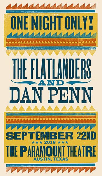 <b>The Flatlanders with Dan Penn</b>