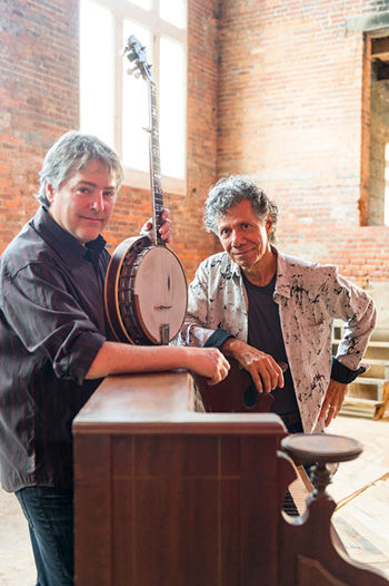 <b>Chick Corea and Béla Fleck</b>