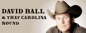 David Ball and That Carolina Sound