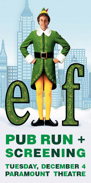 <b>Elf Pub Run + Screening</b>