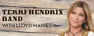 Terri Hendrix Band