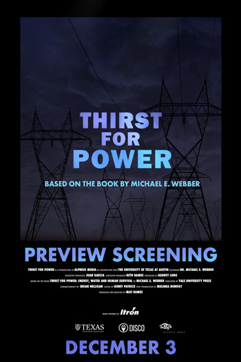 <b>Thirst for Power</b>