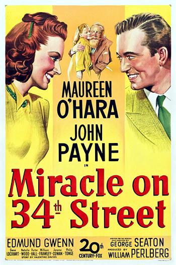 <b>Miracle on 34th Street</b>