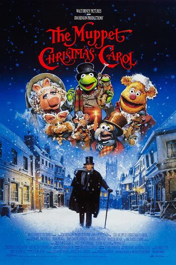 <b>The Muppet Christmas Carol</b>
