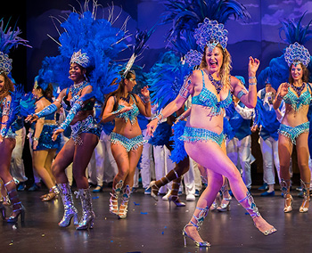 <b>Austin Samba Presents Carnavália</b>