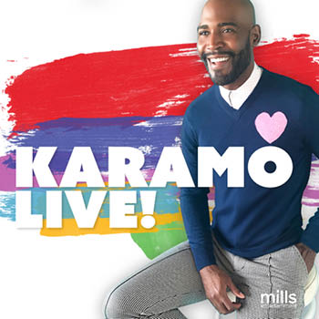 <b>Cancelled: Karamo Live!</b>