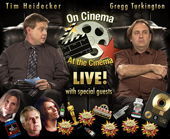 On Cinema at the Cinema LIVE!
