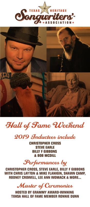 <b>2019 Hall of Fame Awards Show</b>