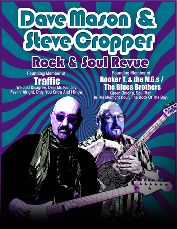 <b>Dave Mason & Steve Cropper</b>