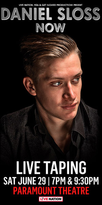 Daniel Sloss: NOW - Live Taping