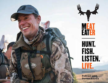 <b>The MeatEater Podcast Live<br> Featuring Steven Rinella</b>
