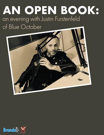 Justin Furstenfeld of Blue Oct