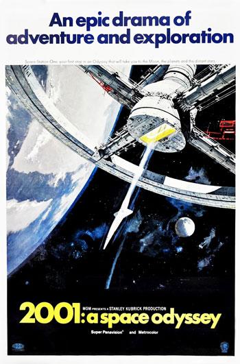 <b>2001: A Space Odyssey</b>