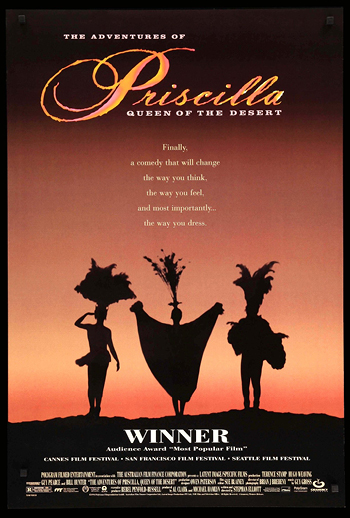 <b>The Adventures of Priscilla, Queen of the Desert</b>