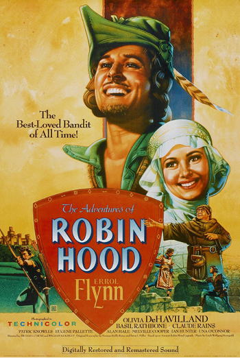 <b>The Adventures of Robin Hood</b>