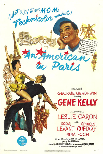 <b>An American in Paris</b>