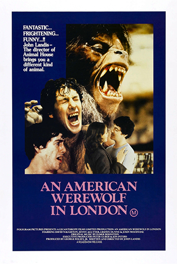 <b>An American Werewolf in London</b>