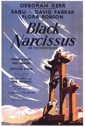 <b>Black Narcissus</b>