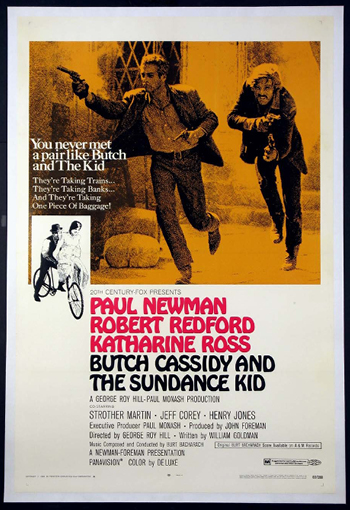 <b>Butch Cassidy and the Sundance Kid</b>