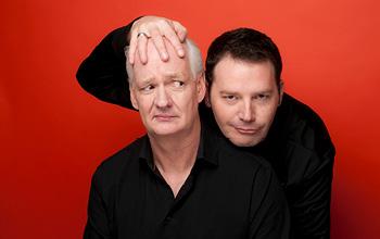 Colin Mochrie & Brad Sherwood