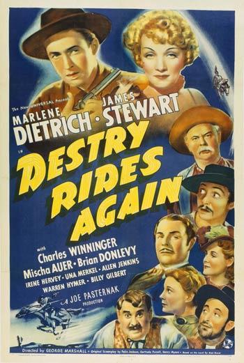 <b>Destry Rides Again</b>