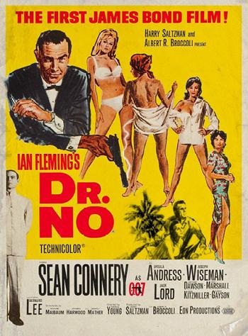<b>Dr. No</b>