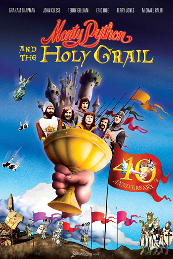 Monty Python and the Holy Grai