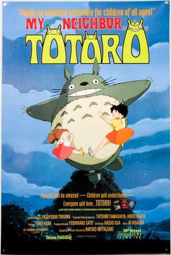 <b>My Neighbor Totoro</b>