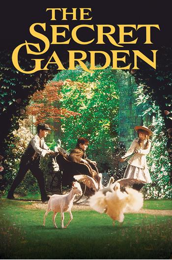 <b>The Secret Garden</b>