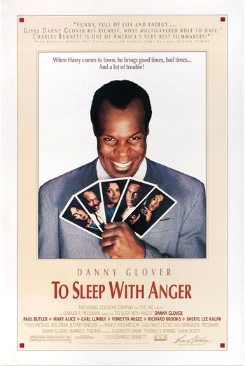 <b>To Sleep with Anger</b>