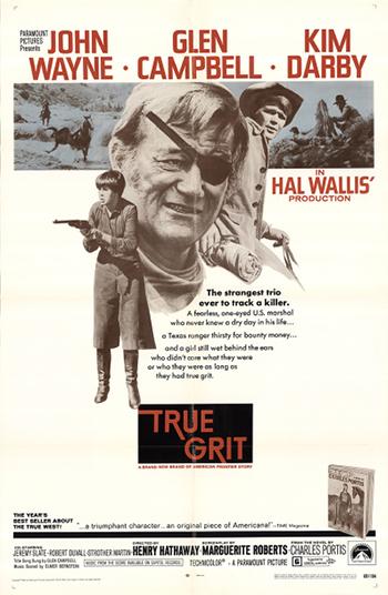 <b>True Grit</b>