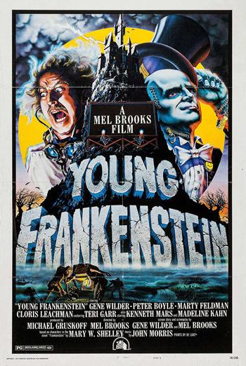 <b>Young Frankenstein</b>