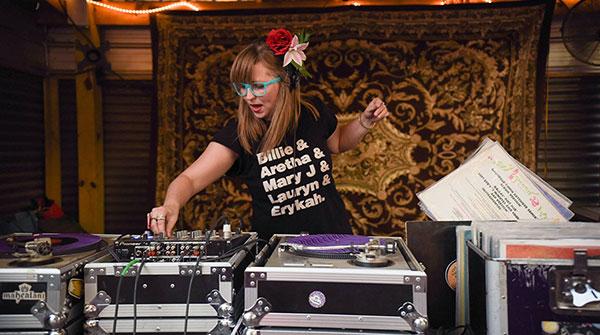 DJ Mahealani