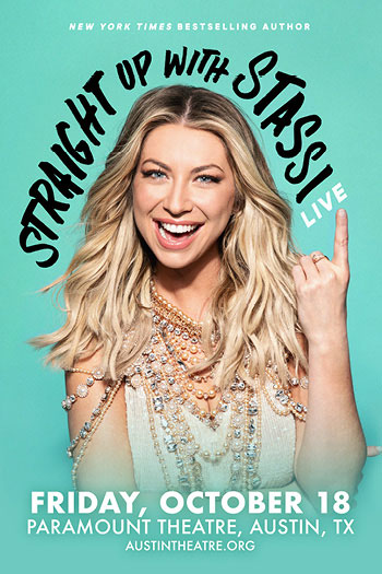 <b>Straight Up With Stassi Live</b>