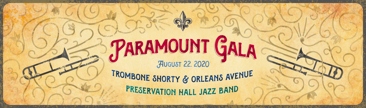 Paramount Gala | August 22, 2020 | Trombone Shorty & Orleans Avenue, Preservation Hall Jazz Band