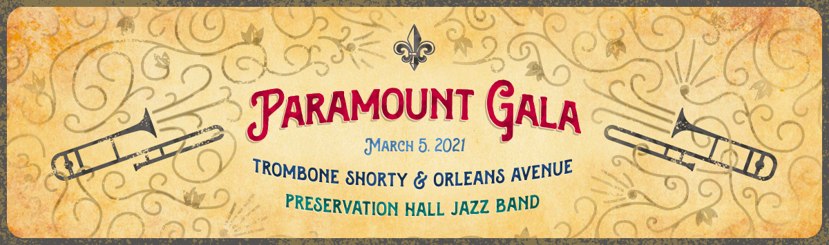 Paramount Gala | March 5, 2021 | Trombone Shorty & Orleans Avenue, Preservation Hall Jazz Band