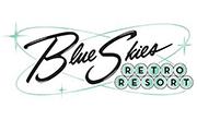 Blue Skies Retro Resort